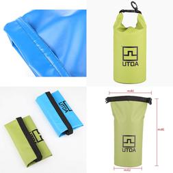 1.5 Liter Waterproof Backpack Dry Bags Sack Pack Kayak Bag B