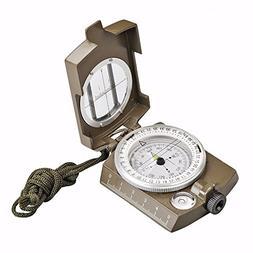 1 Set Mini Compass Keychain Marine Tourism Sport Navigator S