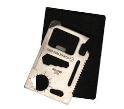 Ultimate Arms Gear 11-in-1 Outdoor Survival Pocket Tactical