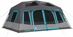 10-Person Pop Up Instant Cabin House Camping Sleeping Tent w