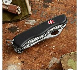 VICTORINOX 100% SWISS ARMY KNIFE MULTITOOL TREKKER RANGER, P