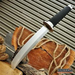 "12.5"" SAMURAI STYLE TANTO FIXED BLADE KNIFE MILITARY Knife S"