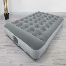 """Bestway 12"""" Air Mattress with Built in Ac Pump, Twin Size, A"""