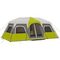 CORE 12 Person Instant Cabin Tent - 18' x 10' …- Dark