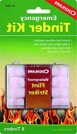 Coghlans 159290 Emergency Tinder Kit
