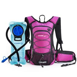 MIRACOL 15L Hydration Backpack Pack With 2L Water Bladder Hi