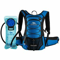 15L Insulated Hydration Backpack Pack with BPA Free 2L Water
