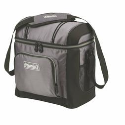 Coleman 16-Can Soft Cooler with Removable Liner Grey Brand N