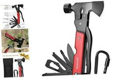 17 in 1 Camping Gear Multitool, Unique Birthday Gifts for Me