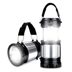 2-In-1 300 Lumen LED <font><b>Camping</b></font> Lantern Han