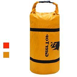 Geertop 20D Ultralight Waterproof Adjustable Nylon Tent Comp