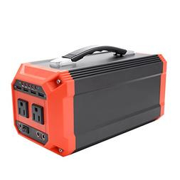 uxcell 300W 270Wh/73000mAh Portable Generator Power Source P