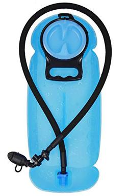 MARCHWAY 2L/2.5L/3L TPU Hydration Bladder, Tasteless BPA Fre