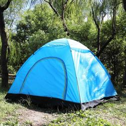 3-4 Person Water Resistant Tent Outdoor Gear for Camping Hik