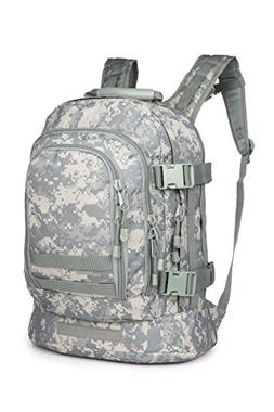 3 Day Expandable 39 - 64 L Outdoor Tactical Backpack Militar