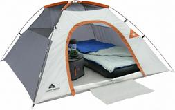 3 Person Dome Tent Ozark Trail Camping Gear Outdoor Backpack