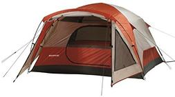 3 Person Tent Wilderness Lodge - Dome Style In Burnt Orange