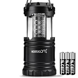 LED Camping Lantern, Costech Portable Brightest Outdoor Emer
