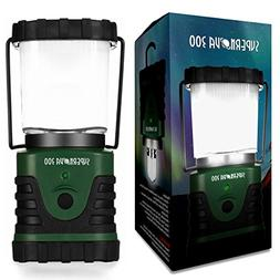 Supernova 300 Lumens Ultra Bright LED Camping and Emergency