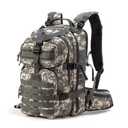 Mlitary Tactical Backpack Camping Hiking Pack Bug Out Bag Mo