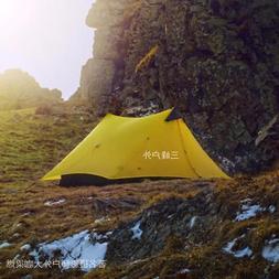 3F UL GEAR 2 People Oudoor Ultralight Camping Tent 3 Season