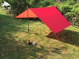 3F UL Gear Ultralight Tarp Lightweight Mini Sun Shelter Camp