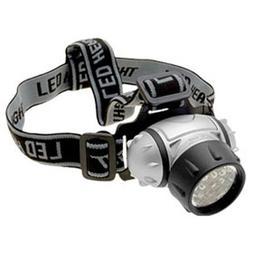 4 Modes 12 LED Adjustable Inclination Headlamp