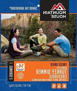 Mountain House 53103 Turkey Dinner