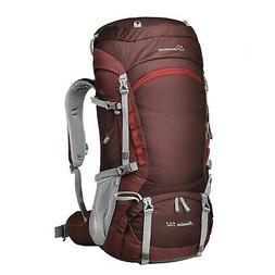 MOUNTAINTOP 55L/80L Hiking Backpack with Rain Cover type2-55