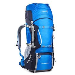 Mountaintop 5805II Internal Frame  Waterproof Hiking Backpac