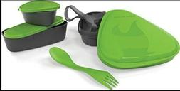 Light My Fire 6-Piece BPA-Free Lunch Kit with Plate, Bowl, S