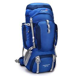 Mountaintop 70L+10L Water-resistant Outdoor Backpack Backpac