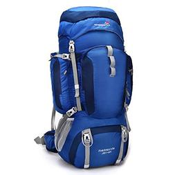 Mountaintop 70L+10L Outdoor Sport Water-resistant Internal F