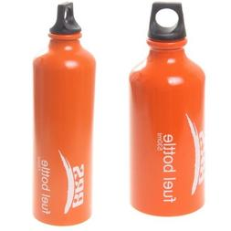 750/530ml Aluminum Alloy Fuel Bottle Tank for Hiking Camping
