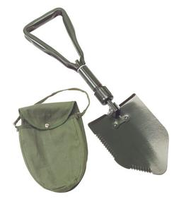 TEKTON 7888 3-Way Folding Survival and Camping Shovel with S