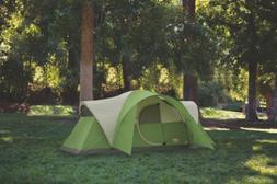 Coleman 8-Person Tent for Camping Elite Montana Tent with Ea