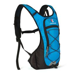 8L Hydration Backpack With 2L Water Bladder Bag Hiking Campi