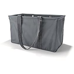 Defective No Logo Large Utility Tote in Grey