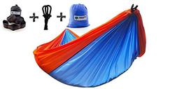 ++FLASH SALE++ The Mighty Oak Double Parachute Camping Hammo