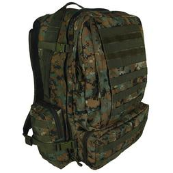 Fox Outdoor Products Advanced 3-Day Combat Pack, Digital Woo