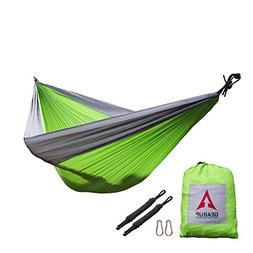 GEARUP Plus Double Camping Hammock Lightweight Nylon Hammock