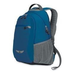 High Sierra Curve Backpack, Pacific Blue