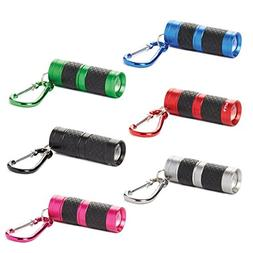 LUX-PRO - Key Chain LED Multi Mode Handheld Flashlight, Maxi