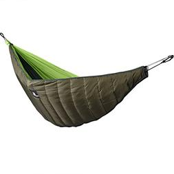 MagiDeal Outdoor Full Length Hammock Underquilt Ultralight W