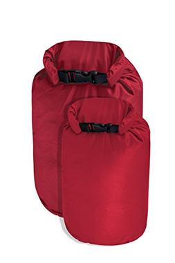 Mountain Warehouse 3-7L Drybag - Waterproof Bag for Camping