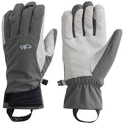 Outdoor Research Unisex Direct Contact Gloves, Charcoal/Allo
