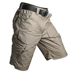 ReFire Gear Men's Urban Tactical Military EDC Cargo Shorts R