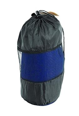 Texsport Fleece Sleeping Bag Liner, Navy Blue, One Size