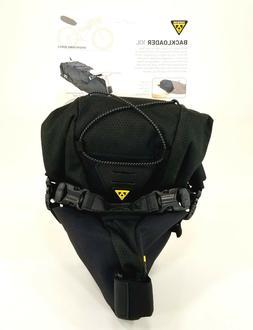 Topeak, Backloader, Seatpost mounted bag, 10L, Black