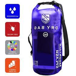 Waterproof Dry Bag 5L/10L/20L-Water Resistant Lightweight Ba
